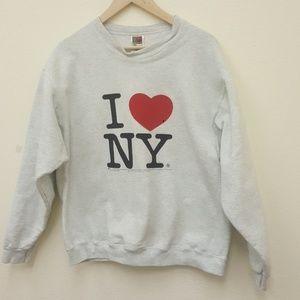Tops - I ♥️New York Sweatshirt